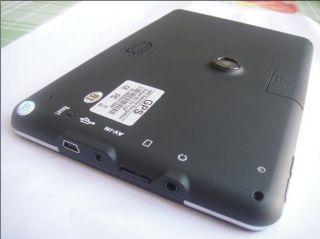 Car GPS Navigation DVR Video Camera Recorder Bluetooth AV 4GB