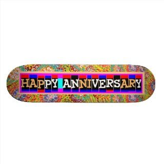 NOVINO Happy Anniversary : Florals by Naveen Skateboards