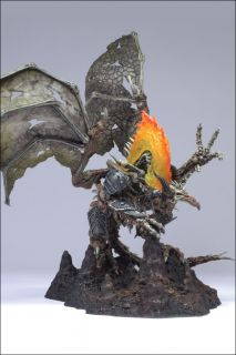 Dragons Series 6 Fossil Dragon Clan Delux Box McFarlan