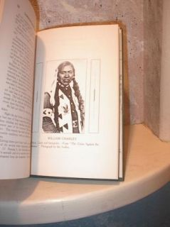 Numbered Limited Ed American Indian Book Agent to The Yakima Nation