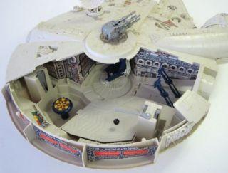 Vintage Star Wars Millennium Falcon Complete ROTJ w Box
