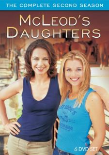 McLeods Daughters Complete 2 Second Season DVD SEALED