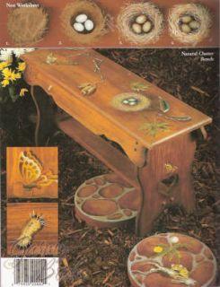Meadowview Trompe LOeil Brenda Jansen Painting Book