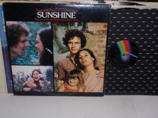 Sunshine Soundtrack OST John Denver Meg Foster MCA 387