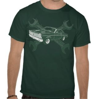 1966 Ford Fairlane GT 427 T Shirt
