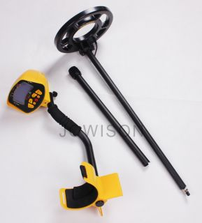 MD 3010II Underground Metal Detector Gold Digger Treasure Hunter