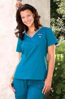 Koi Medical Scrubs Ashley Top