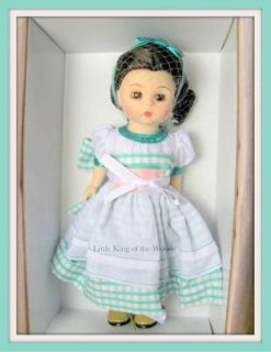 MEG Little Women Collection Alcott NEW Madame Alexander DOLL #50910
