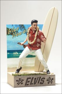 McFarlane Blue Hawaii Elvis Unopened Case of 6 Figures Factory SEALED