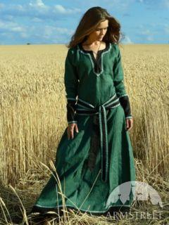 Medieval Lady Tunic Dress Garb SCA Fairy