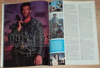 Madonna Dynasty Linda Evans John Forsythe Mel Gibson Prevue LK9