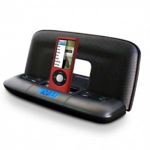 New Memorex iPod Touch Mini Nano Dock Docking Travel Speaker System w