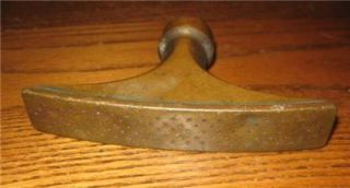 Antique Cast Brass Nozzle Hose Sprinkler Gentle Soaker