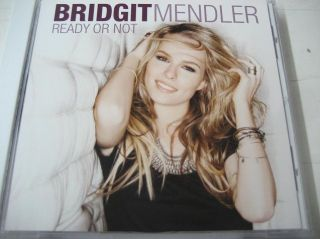 Bridgit Mendler Ready or not 4 Version Promo CD C18