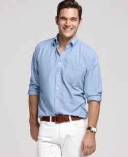 Tommy Hilfiger Shirt, Long sleeve Dennis Plaid Shirt