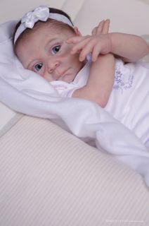 Bundles of Love Reborn Baby Doll Prototype by Melissa George
