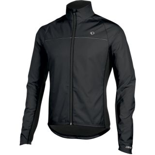 Pearl Izumi Mens Elite Thermal Barrier Jacket Black XX Large Cycling