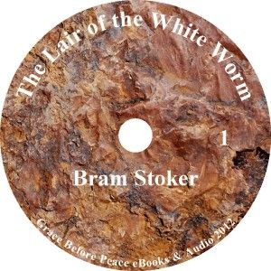 The Lair of The White Worm Mystery Horror Audiobook by Bram Stoker on
