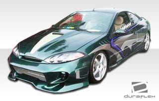1999 2002 Mercury Cougar Duraflex Concept Front Bumper Body Kit