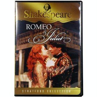 ROMEO & AND JULIET SHAKESPEARE BRAND NEW FACTORY SEALED Startford