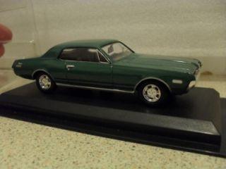 Del Prado Mercury Cougar 1 43 Scale Diecast Model