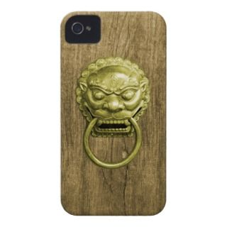 Chinese Foo Dog iPhone 4 Cases
