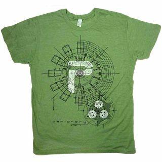 Periphery Green Official Shirt s M L XL XXL T Shirt New