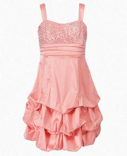 Ruby Rox Girls Dress, Girls Sequin Pick Up Dress   Kids