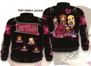 Bratz MGA Entertainment Fashion Dolls Prep Rebels Girls Youth Jacket