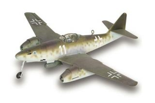 Lindberg Messerschmitt Me 262 Aircraft Model Kit 1 48