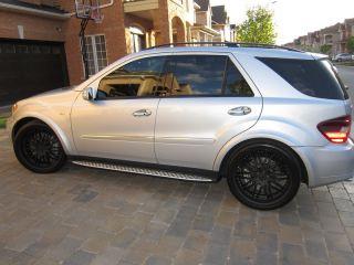 22 Wheel Tire Pkg Mercedes Benz ML320 ML350 Brand New
