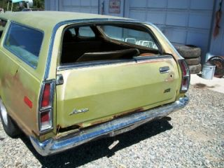 parting out this car) 1 lug nut 1972 Mercury Montego Parts car 72MM1
