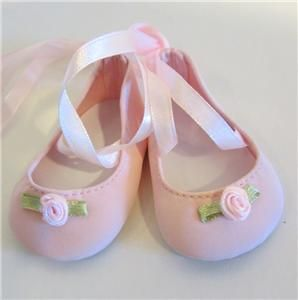 Doll Clothes fits American Girl EASTER BUNNY SLIPPERS