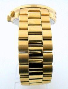 Michael Kors Gold Tone Mens Watch MK8077