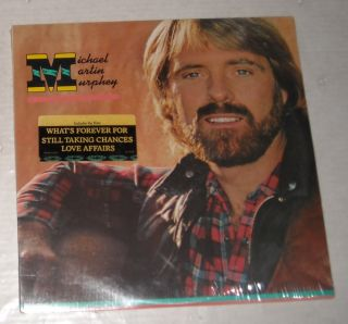 SEALED 1982 Michael Martin Murphy Self Titled LP Folk