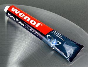 Blue Wenol Ultra Soft Auto Metal Polish 100 ml New