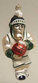Slavic Treasures Michigan State Spartans Ornament