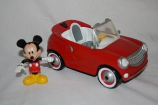 Mickey Mouse Clubhouse Talkin Bobbin Talking Car Works