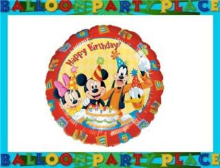 Disney Mickey Mouse Birthday Party Balloon Supplies Decoration Goofy
