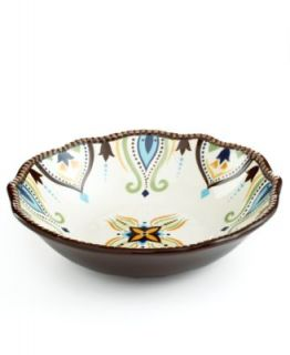Vida by Eva Mendes Dinnerware, Catalina Vegetable Bowl   Casual