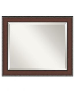 Amanti Art Country Walnut Wall Mirror   Mirrors   for the home
