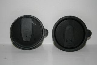 Travel 19 oz Ceramic Latte Coffee Mug with Bluebird and Flowers
