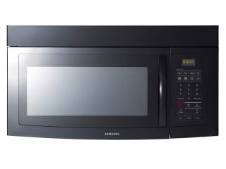 Samsung SMH1611B 1 6 CU ft Over The Range Microwave Child Safety Lock
