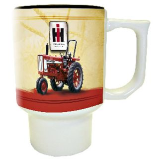 IH Proud to Be A Farmer Travel Mug Made in USA 17 oz New