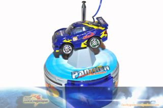 New Mini Micro Radio Remote Control RC Racing Car Blue