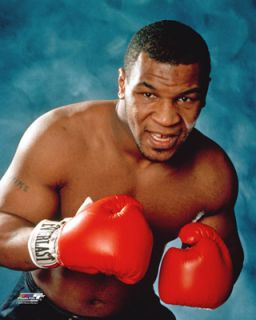 Mike Tyson Kid Dynamite C 1987 Premium Boxing Poster Print