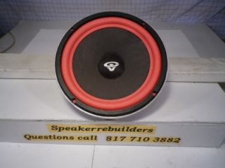 One Cerwin Vega DXW 10 10 inch Woofer New Surround