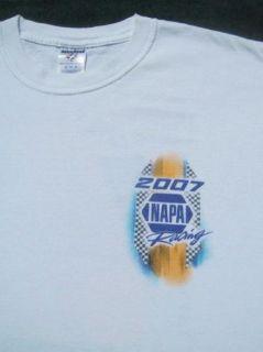 Michael Waltrip Napa Racing 2007 NASCAR XL T Shirt