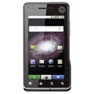 New Unlocked Motorola Milestone XT720 Navy Blue Touch Screen