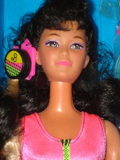 Beach Blast Miko Barbie Doll 1989 NRFB Mattel